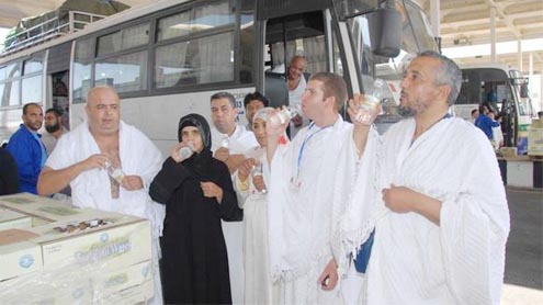 King Abdullah Project produces 48 million cans of Zamzam water