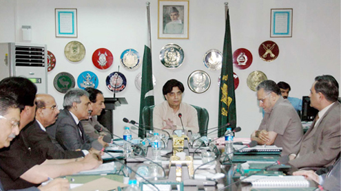 Meeting on national security: Nisar says army chief to be invited
