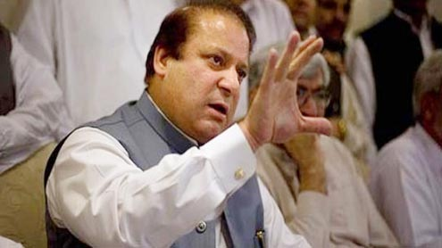 Nawaz agrees to hold closed door moot with Imran, Kayani