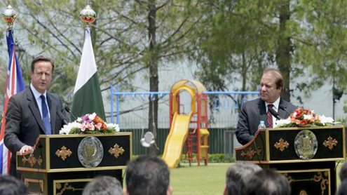 PM expects UK to continue advocating Pakistan's access to EU market
