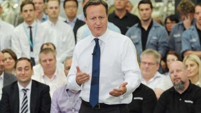 PM wastes thousands of pounds to meet factory workers
