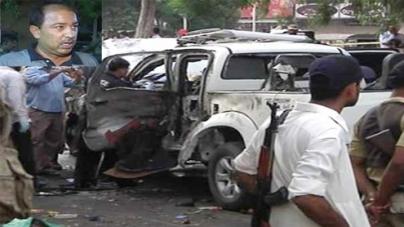 President's security officer dies in blast