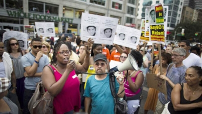 Rallies large and small follow Zimmerman verdict