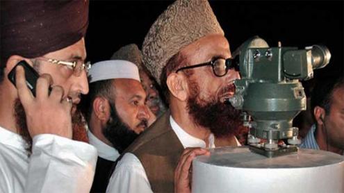 Ramazan moon not sighted, 1st of Ramazan on July 11: Mufti Munib