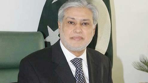 Rs 480 billion circular debt cleared Ishaq Dar