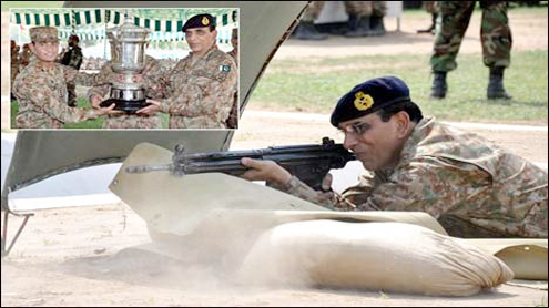 Strive for excellence in all fields, Army Chief to commanders