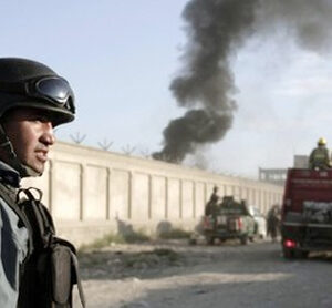 Suicide attack on Nato supply firm in Kabul