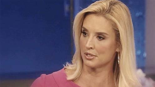 TV anchor Laurie Dhue opens up about struggle with alcoholism