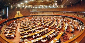 Tempers high as parliament elects new president
