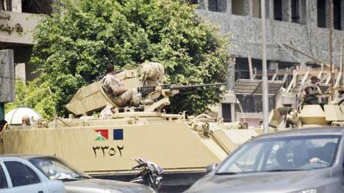 25 cops killed in Egypt's deepening turmoil; Mubarak release seen