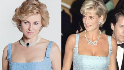 Actress Naomi Watts recreates the last tumultuous years of Diana's life in new movie
