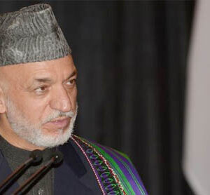 Afghan President flies back after concluding official visit