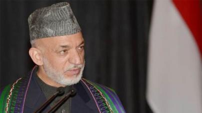 Afghan President flies back after concluding official visit