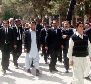 Balochistan lawyers to boycott court proceedings