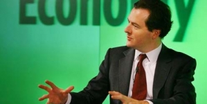 Britain's on the right track, says Osborne