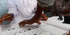 By-polling for 41 seats begins