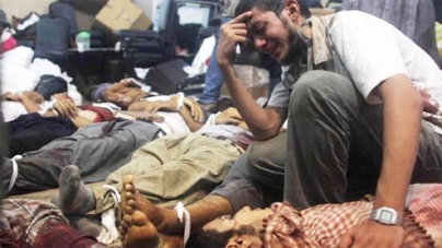 Egypt seethes under curfew after hundreds killed