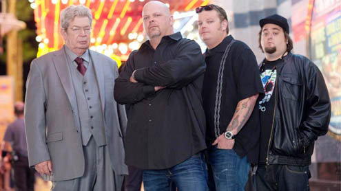 Entertainment Stars of Reality Show 'Pawn Stars' Meet Asian Fans
