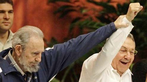 Ex-Cuban leader Fidel Castro 'surprised' by survival