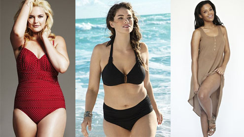 Meet the beauties signed to the first agency that doesn't distinguish between sizes