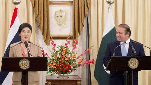 Pakistan, Thailand vow to double trade; enhance economic partnership