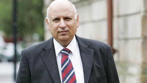 President appoints Mohammad Sarwar as Governor Punjab