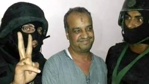 Senior Brotherhood leader Beltagi seized