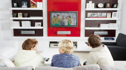 TV is making children unhappy