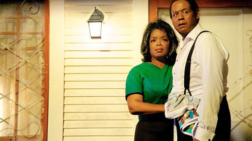 The Butler faces backlash as Oprah's film tops the box office with $25million