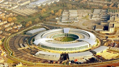 US gives £100m to our spy centre