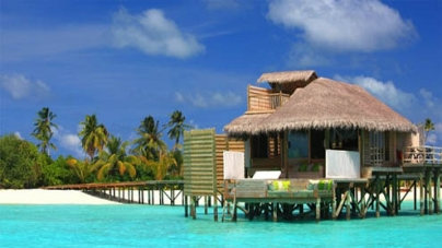 White sand beaches and celestial delights in the magical Maldives