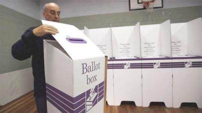 Australia election: Millions cast their ballots