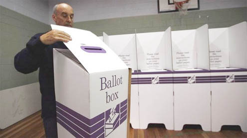 Australia election: Millions cast their ballots
