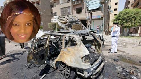 British girl, 16, loses leg in Egypt suicide bomb blast