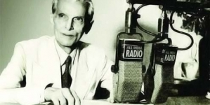 India gives recording of two Quaid speeches to Pakistan