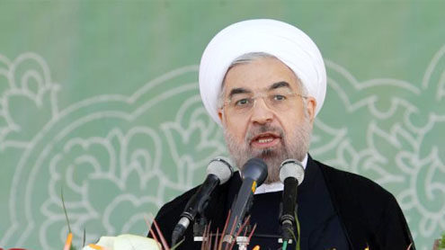 Iran's president won't meet with Obama