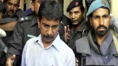 MQM's ex-MPA Nadeem Hashmi sent on 7-day physical remand