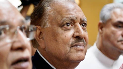 Mamnoon Hussain to take oath as President on Monday