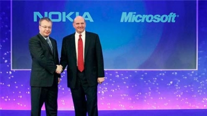 Microsoft to buy Nokia's phone business for $7.2 billion