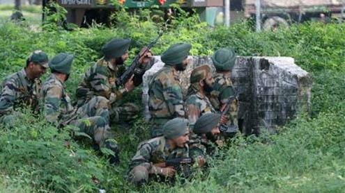 Militants storm Indian bases in IHK, kill 12