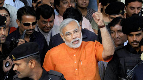 Modi now India's most protected man