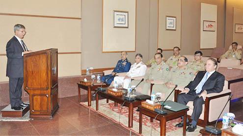 NCA stresses full-spectrum deterrence