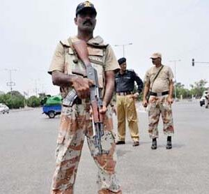 Only Sindh CM is captain of Karachi operation