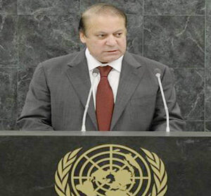 PM Sharif emphasizes regional peace, Kashmir settlement, end to drone strikes