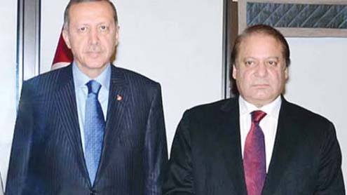 Pakistan, Turkey agree to consolidate relations through enhanced political, economic cooperation