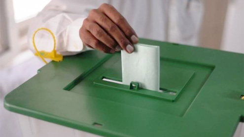 PTI man defeats Fazl's son in by-poll