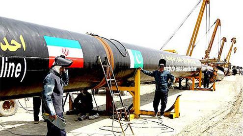 Pakistan to proceed with Iran gas pipeline: Nawaz Sharif
