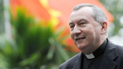 Pope appoints Archbishop Pietro Parolin as secretary of state
