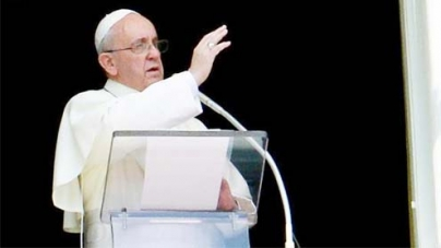 Pope declares a day of fasting for Syria peace