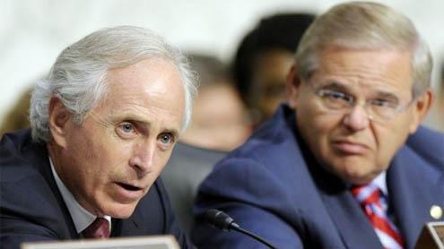 Senators who backed Syria resolution got 83 per cent more defense lobby money